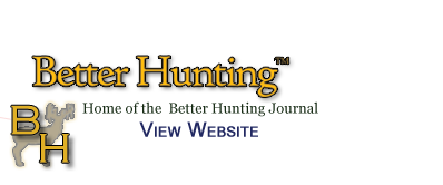 Better Hunting - Hunting Journal from betterhunting.com