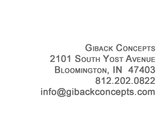 Contact Giback Concepts today